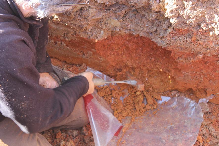 Arranque dos trabalhos de campo no Lousal: levantamentos de solos, água e flora, e recolha de imagens aéreas – 16 Janeiro 2020