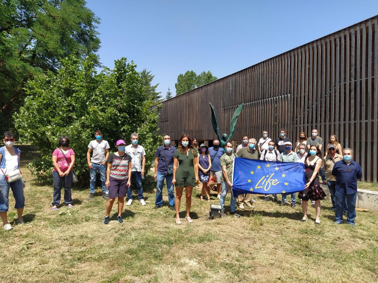 LIFE RIBERMINE na Jornada Técnico-Científica do 20º Aniversário do Parque Natural do Alto Tajo – 27 julho 2020